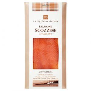 Salmone scozzese affumicato 200g