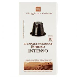 10 Capsule Monodose Espresso Intenso