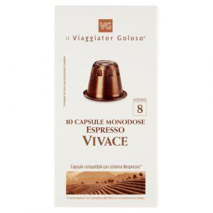 10 Capsule Monodose Espresso Vivace
