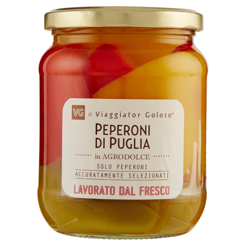 Peperoni di Puglia in agrodolce