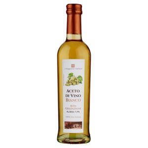 Aceto di vino bianco alta gradazione 7,1%