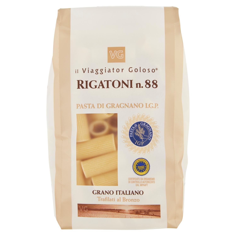 Rigatoni n.88 pasta di Gragnano IGP