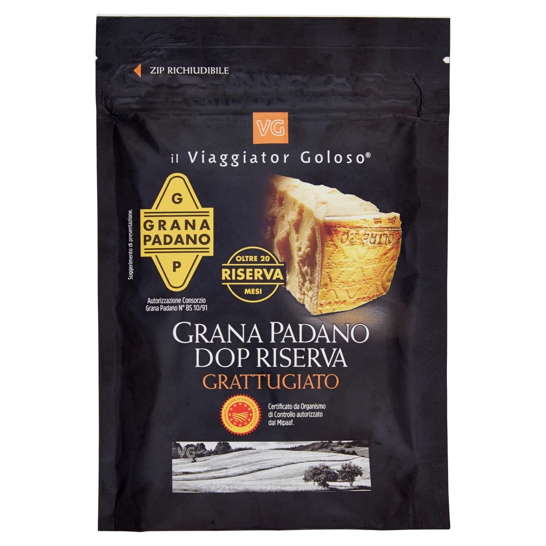 Grana Padano DOP Riserva grattugiato