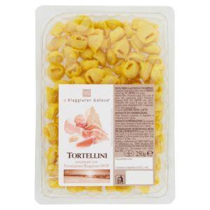 Tortellini preparati con Parmigiano Reggiano DOP
