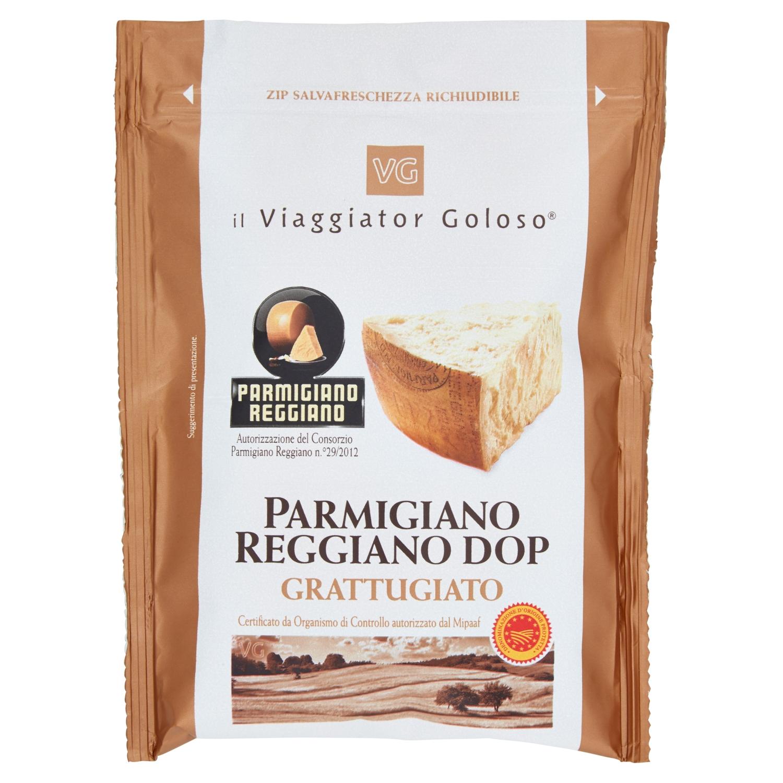 Parmigiano Reggiano Dop grattugiato