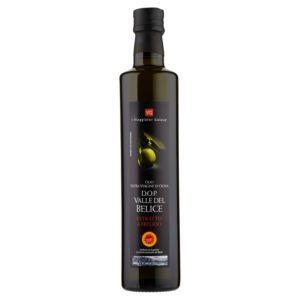 Olio extra vergine di oliva DOP Valle del Belice