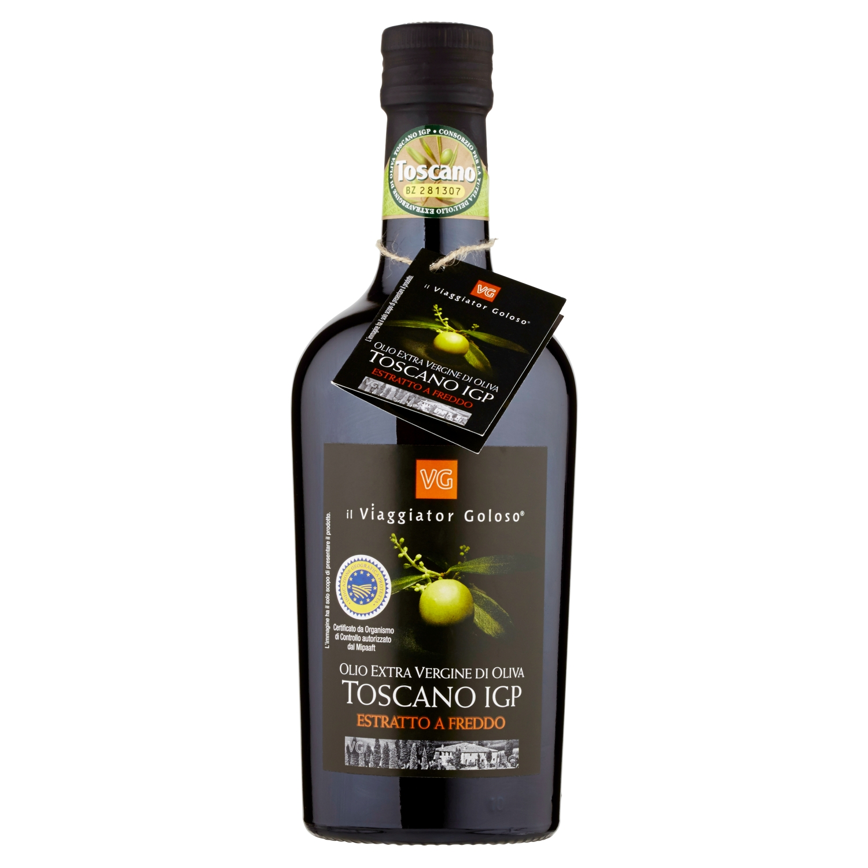 Olio extra vergine di oliva toscano IGP estratto a freddo