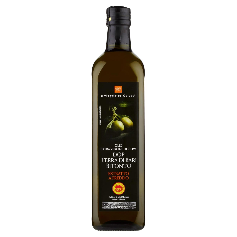 Olio extra vergine di oliva DOP Terra di Bari Bitonto