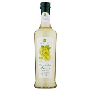Aceto di vino bianco acidità 6% il Biologico