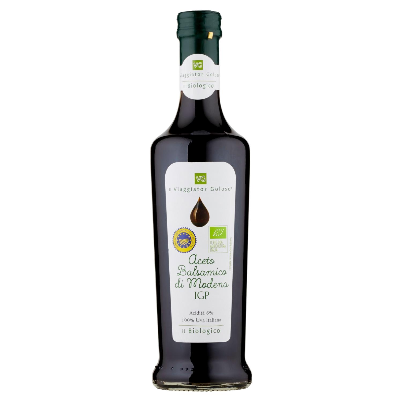 Aceto balsamico di Modena IGP acidità 6% il Biologico