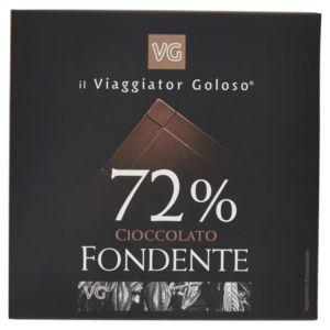 Cioccolato fondente 72%