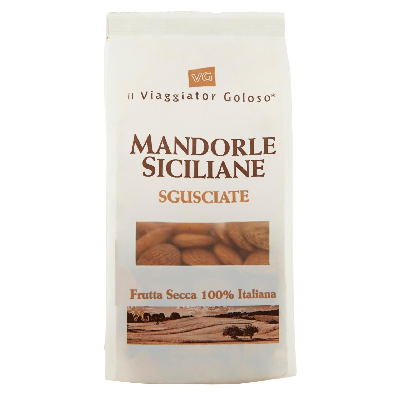 Mandorle siciliane sgusciate