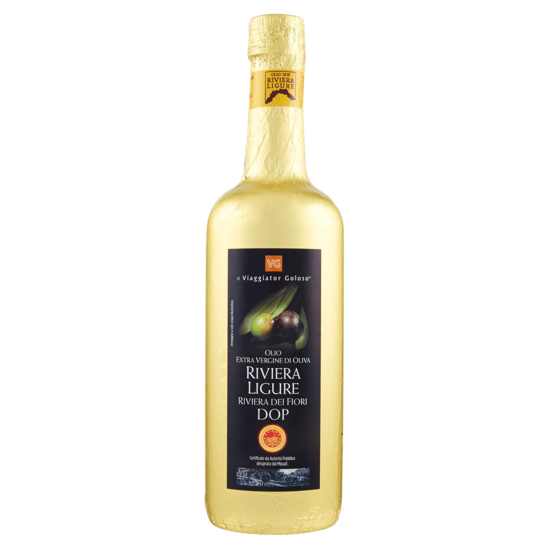Olio extra vergine di oliva riviera ligure DOP