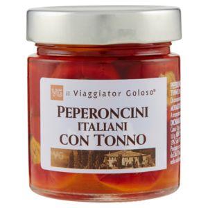 Peperoncini italiani con tonno