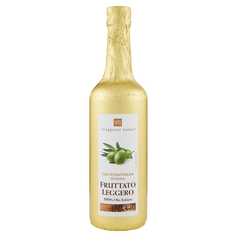 Olio extravergine di oliva fruttato leggero 0,75l