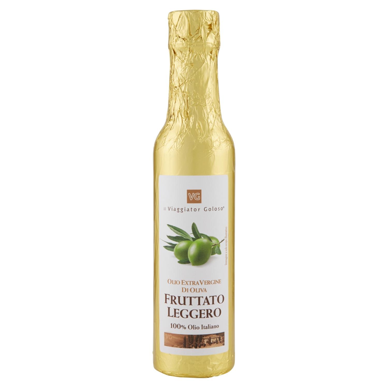 Olio extravergine di oliva fruttato leggero 0,25l