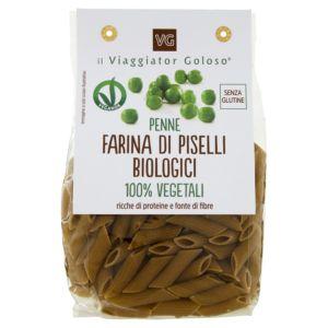 Penne farina di piselli biologici 100% vegetali