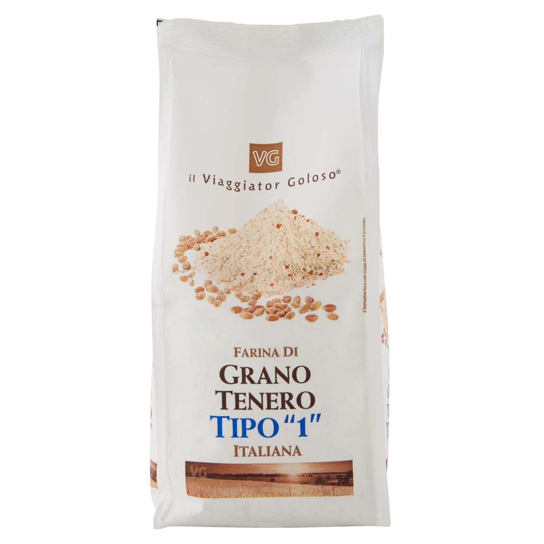 """Farina di grano tenero tipo """"1"""" italiana"""