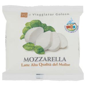 Mozzarella latte alta qualità del Molise
