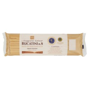 Bucatini N.8 Pasta di Gragnano IGP