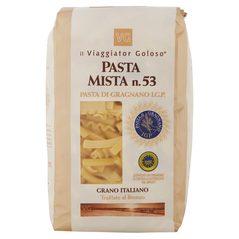 Pasta mista n.53 pasta di Gragnano IGP