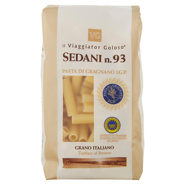 Sedani n.93 pasta di Gragnano IGP