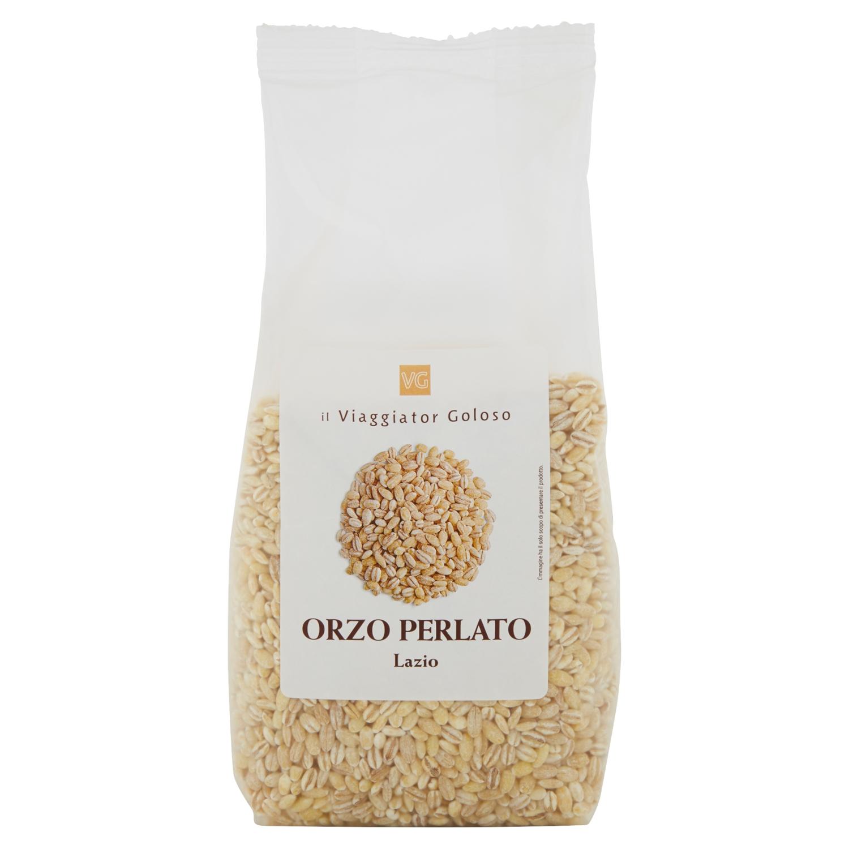 Orzo perlato Lazio