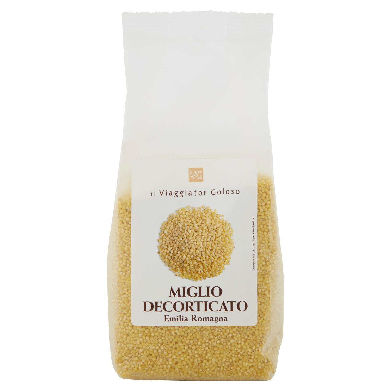 Miglio decorticato Emilia Romagna