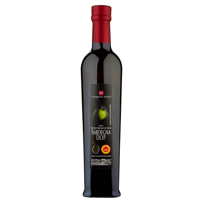 Olio extra vergine di oliva Sardegna DOP