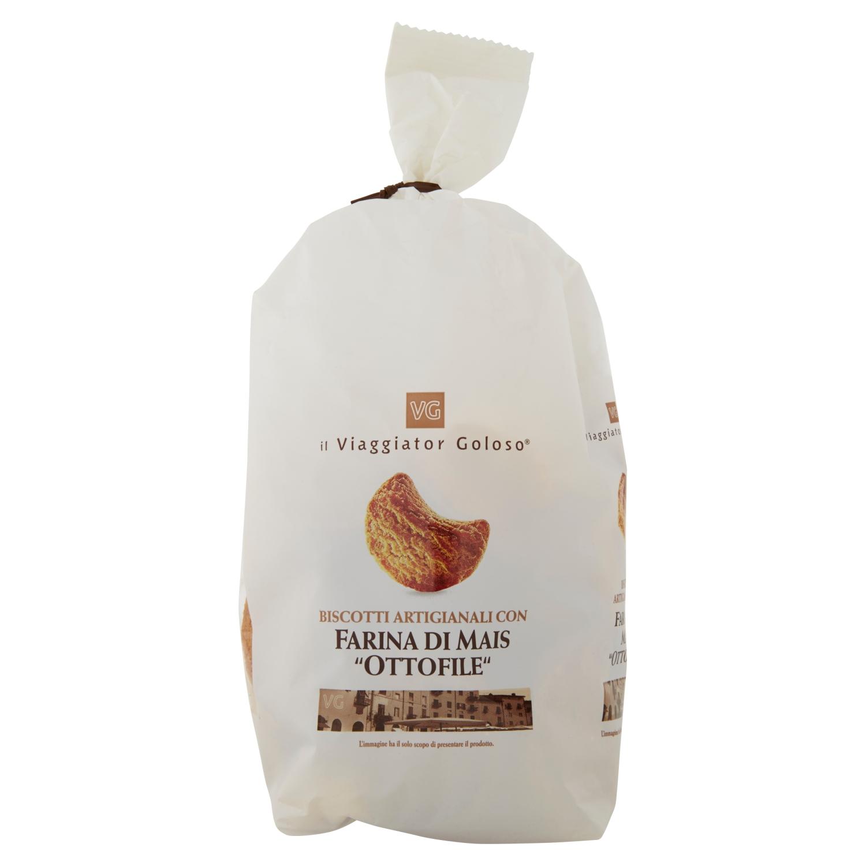 """Biscotti artigianali con farina di mais """"Ottofile"""""""