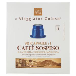 30 capsule + 1 caffè sospeso