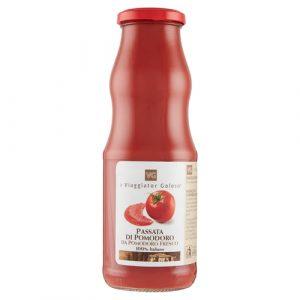 Passata di pomodoro da pomodoro fresco