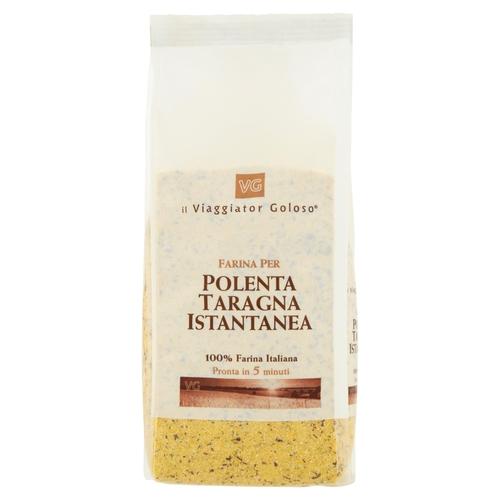 Farina per polenta taragna istantanea