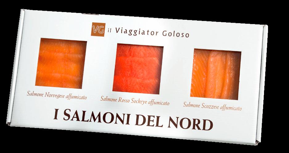I salmoni del nord