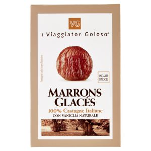 Marron Glacés Castagne 140 Grammi