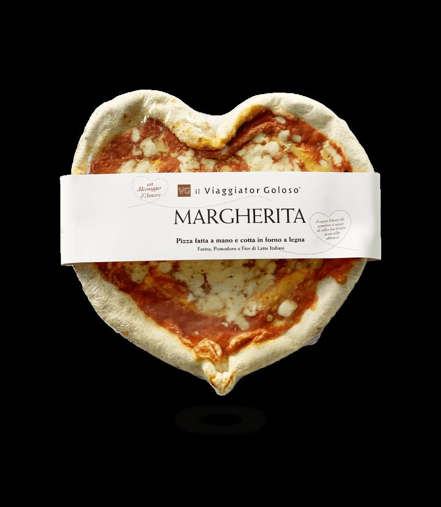 Pizza Margherita Cuore