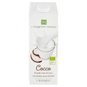 Bevanda biologica a base di cocco