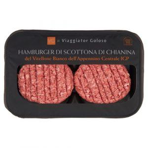 Hamburger di Scottona di Chianina